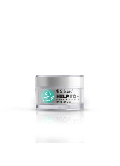 Gel για εύθραυστα νύχια (HELP TO…Quick Fix Myco UV/LED Gel)15g