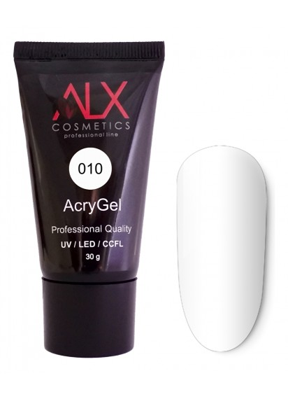 ALX Acrygel No 010 - Λευκό