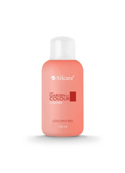 Nail Cleaner Coconut Red 150ml