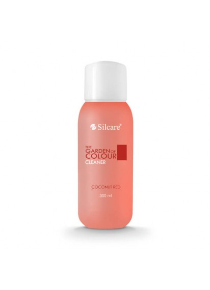 Nail Cleaner Coconut Red 300ml