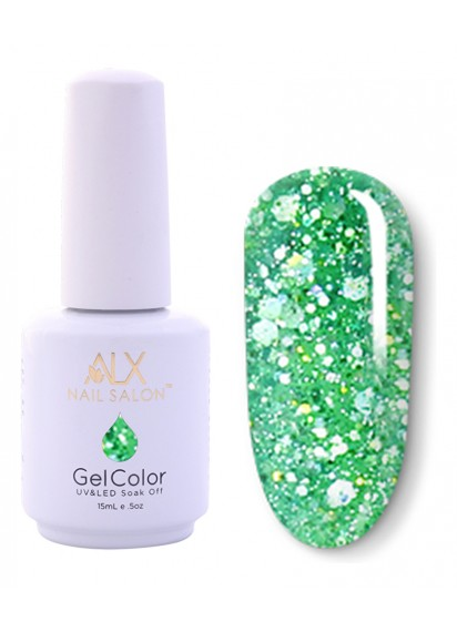 ALX Nail Salon 15 ml 523 Frosted Mint