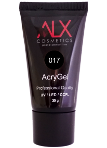 ALX Acrygel No 017 - Μαύρο