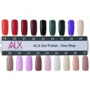 Ημιμόνιμο ALX One-Step Dark Purple No 23